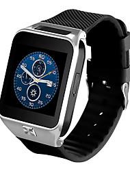 Smart UhrWasserdicht Long Standby Verbrannte Kalorien Schrittzähler Stimmenkontrolle Übungs Tabelle Kamera Herzschlagmonitor Touchscreen