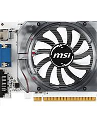 MSI Tarjeta gráfica de vídeo GT730 2560*1600 2GB/128 bits DGDDR3