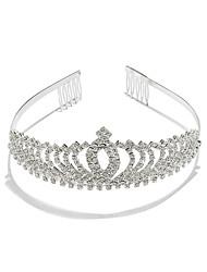 Wedding bride Princess Hair Girl Tiara Crown Birthday Beter Gifts® Bridal Party Supplies
