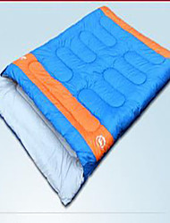 Tapis de camping Rectangulaire Double 15 Coton T/C Duvet d'oieX65 Camping / Randonnée Garder au chaud Camping & Randonnée