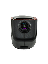 novatek 1080p Car DVR  No Screen(output by APP) Screen Dash Cam