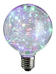 1 pcs YWXLight® E27 (G95) RGB / Warm White 2800-3200K LED Bulb RGB String light Filament lamp For Decor Christmas Holiday Wedding lighting AC 85-265V