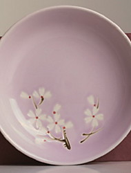 Sakura Japanese Ceramic Tableware Set Plate Household Plate