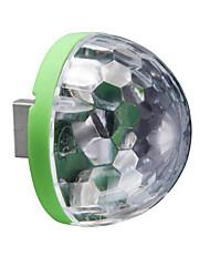 1pcs USB Lights LED Night Light Night Light-3W-USB Sensor Color-Changing 5V
