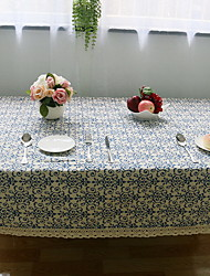 Others Print Table cloths  Cotton Blend Material 60*60cm