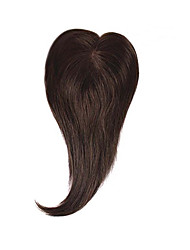 Uniwigs Charm Remy Human Hair Hand Made Tied Mono Top Hair Topper For Hair Loss Thin Hair (Y-2)
