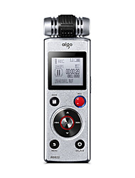 Aigo R6622 Digital Voice Recorder High-Definition Remote Noise Reduction Dual Power Supply System Recovery Function 8GB