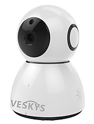 VESKYS® 2.0MP 1080P HD Wifi Security Surveillance IP Camera/Cloud Storage/Two Way Audio/Remote Monitor