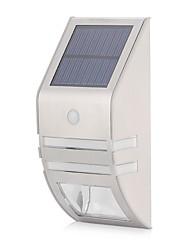 Y-SOLAR Solar Powered Door Wall Step Fence LED Light Garden Lighting White Lamp SL1-25