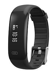 Smart-Armband Wasserdicht Long Standby Verbrannte Kalorien Schrittzähler Übungs Tabelle Sport Herzschlagmonitor Touchscreen Distanz