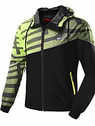 Scoyco JK61 Motorcycle Jacket Men And Women Racing Clothes Waterproof Locomotive Breathable Jacket Night Reflective Shirt