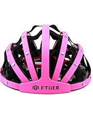 Ftiier folding helmet bike riding helmet road helmet mountain helmet sports outdoor equipment