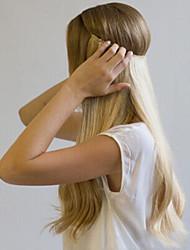 Extensions de cheveux secrètes de 22 pouces - 100% de cheveux de qualité supérieure 80 g