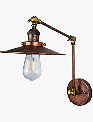 AC 100-240 AC 110-130 AC 110-120 4 E26/E27 E27 Rustique Antique LED Peintures Fonctionnalité for LED Ampoule incluse,Eclairage d'ambiance