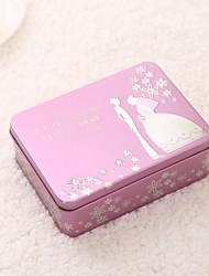 10 Фавор держатель-Кубический Металл Коробочки Горшки и банки для конфет Подарочные коробки