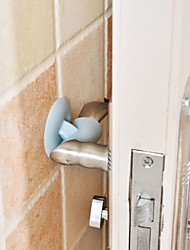 Silicone material Anti-collision Door Hanging(Random Color)