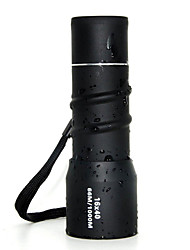 16x40 Monocular Multi-coated Lens Optical Glass High Power Outdoor Camping Hunting Protable Multitools Telescope