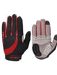 Спортивные перчатки Универсальные Перчатки для велосипедистов Осень Зима Велоперчатки Сохраняет тепло Пригодно для носки Дышащий