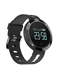 YPJ SmartwatchLong Standby Calories Burned Pedometers Sports Heart Rate Monitor Touch Screen Anti-lost Information Message Control Camera