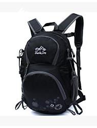 Unisex Borsa da palestra e borsone Nylon Per tutte le stagioni Uso professionale Campeggio e hiking Arrampicata Rotondi CernieraBlu Nero