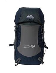 Unisex Borsa da palestra e borsone Nylon Per tutte le stagioni Uso professionale Campeggio e hiking Arrampicata Rotondi Cerniera Blu