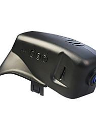 novatek 1080p Автомобильный видеорегистратор Нет экрана (выход на APP) Экран Автомобильный видеорегистратор