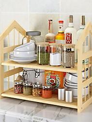 Kitchen Shelf Free Punch Storage Shelf Home Rack Cutlery Rack Floor Bowl