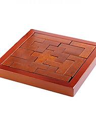 Puzzle intellectuel traditionnel, treize pièces de kong ming verrouiller débloquer jouet jj7701-0509
