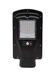 30w Rural Home Solar Led Remote Control Street Lamp Body Sensor Street Lamp