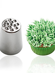 1pc Creative Grass Icing Nozzle Piping Tips Sugarcraft Cream Cake Cupcake Decorating Tool