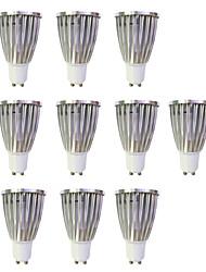 6W Faretti LED MR16 1 COB 480 lm Bianco caldo Bianco AC 220-240 V 10 pezzi GU10