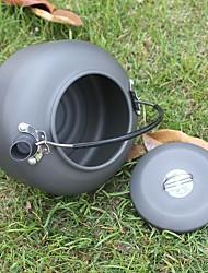 ALOCS Походный чайник Походный чайник для кофе Чайник Алюминий для Пикник Отдых и туризм На открытом воздухе