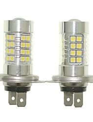 Sencart 2pcs h7 px26d lampe anti-brouillard lampe électroménager lampes (blanc / rouge / bleu / blanc chaud) (dc / ac9-32v)