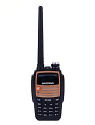Baofeng bf-530i walkie talkie vhfuhf banda dupla 136-174mhz&400-520mh cb rádio 5w 128ch fm walkie-talkies de rádio de duas vias