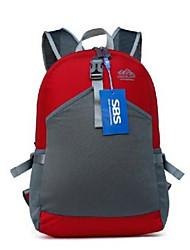 Unisex Borsa da palestra e borsone Nylon Per tutte le stagioni Uso professionale Campeggio e hiking Arrampicata Rotondi Cerniera Rosso