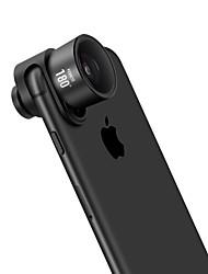 MOMAX Smartphone Camera Lenses  Wide Angle 20X Macro fish-eye lens Long focal lens for iphone 7 Plus