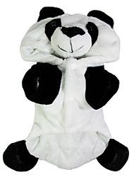 Dog Costume Dog Clothes Cosplay Animal White