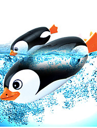 Water Toy Water Play Equipment Water/Sand Inflatable Sports & Outdoor Play Bath Toy Toys Penguin ABS Waterproof Material