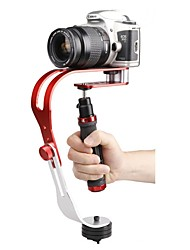 Neewer Video Camera Handheld Stabilizer Steady Aluminum Alloy for GoPro /iPhone and Other Smartphone Cannon Nikon Sony and Other Camera up to 2.1pound
