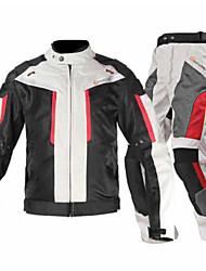 RidingTribe Giacche Pants Set Oxford Tutti Estate Migliore qualità Alta qualità Cinture renali motociclistiche