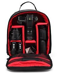 HUWANG 8015 Nylon Portable Card Camera Bag Shoulder Travel Anti-Theft Photography Digital Package Large Capacity Camera Backpack