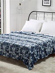 Супер мягкий Слова Полиэфир одеяла