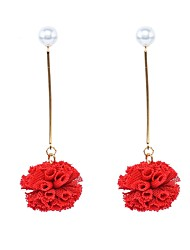 Women's Earrings Set Fashion Personalized Alloy Ball Jewelry For Daily Casual Going out Street