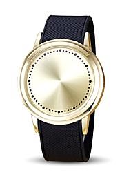 Hombre Niños Reloj Deportivo Reloj de Moda Reloj de Pulsera Reloj creativo único Chino Cuarzo LED Pantalla Táctil Resistente al Agua Punk