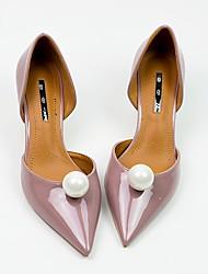 Vintage Pearl Detachable Decorative Accents Plastic Shoe Clip Anywhere Shoe Accessories Ornaments 1 Pair