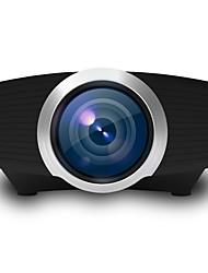LCD FWVGA (854x480) Proyector,LED 1200 Alta Definición Portátil Proyector