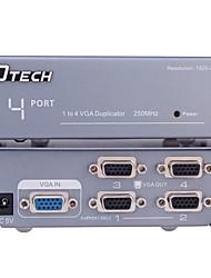 VGA Сплиттер, VGA to VGA Сплиттер Female - Female 1080P