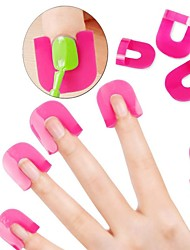 PINPAI Spill Clip New Nail Manicure Tools Nail Oil Spill Clip Overflow Substitute Nail Spill-proof Tools Nail Art Kits