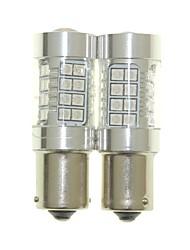 Sencart 2pcs bau15s 1056 py21w ampoule conduit la voiture de la queue tournez les ampoules inverses (blanc / rouge / bleu / blanc chaud)