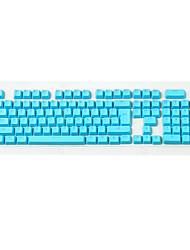 Top imprimé pbt keycap 106 touches set pour clavier mécanique translucide oem hauteur